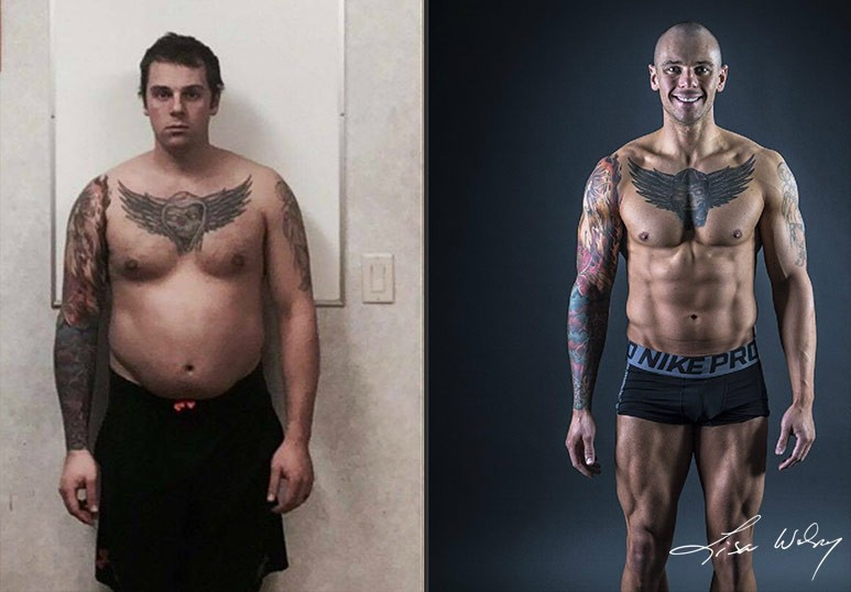 Mike Asmus' Transformation Success Story