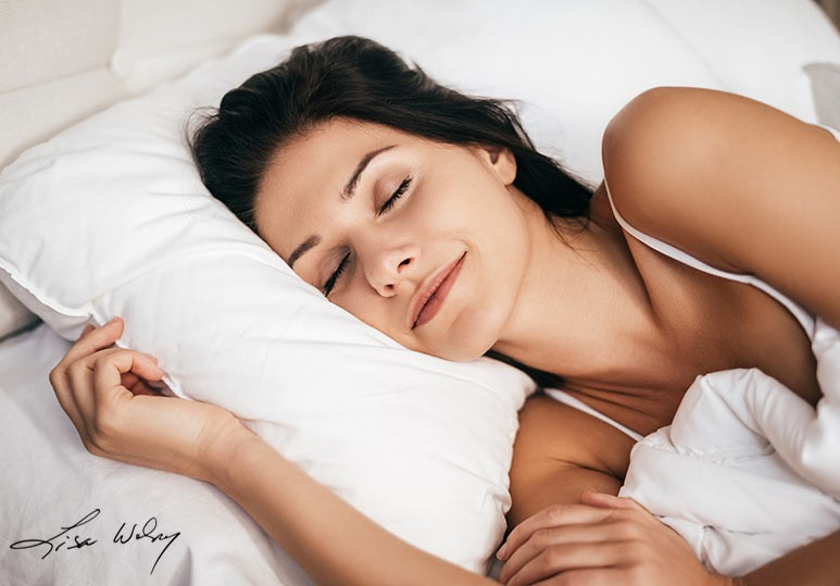 Lisa Wolny | The Secret to Healthy Weight Loss is Sleep